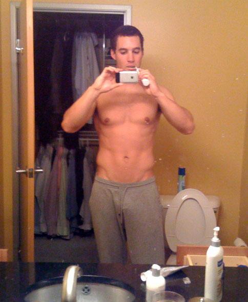 nude skinny naked