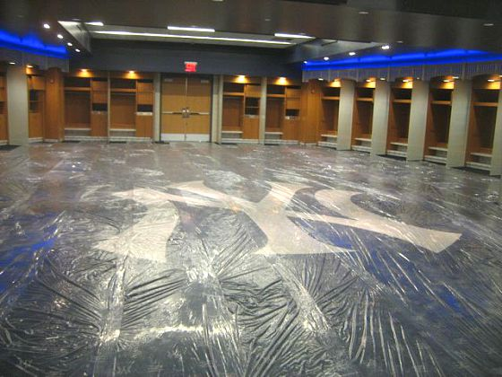 And In The Future This Room Shall Have Much Champagne Sprayed It New York Yankees Locker What I Like About Is Classic Yankee Design